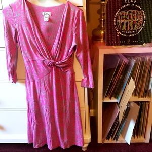Lilly Wrap Dress